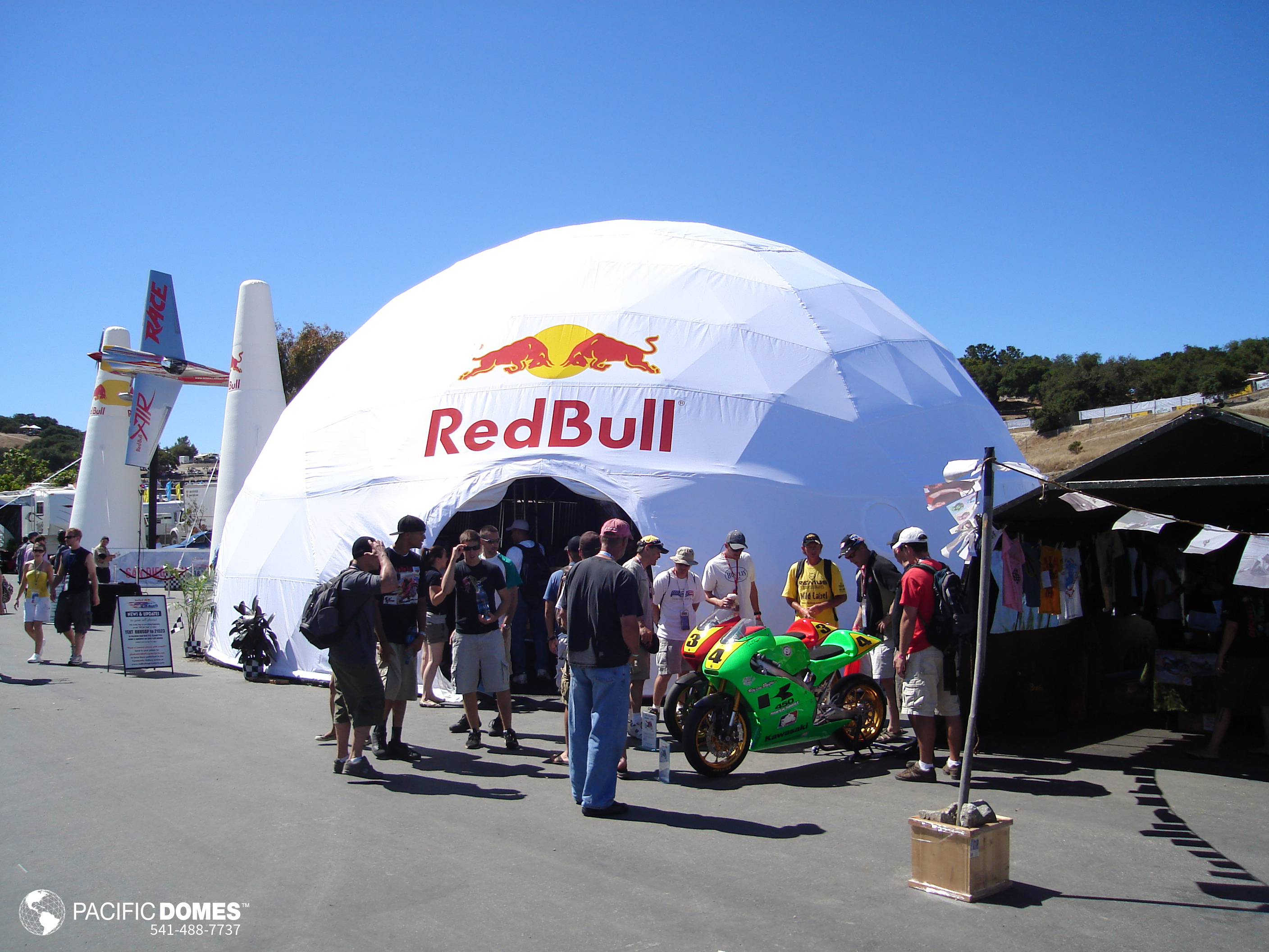 Red Bull Dome