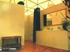 Dome Bathroom