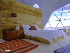 Bedroom-Pacific Domes