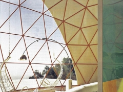 (44') Dome Home-Pacific Domes