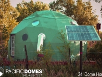 24' Dome Home-Pacific Domes