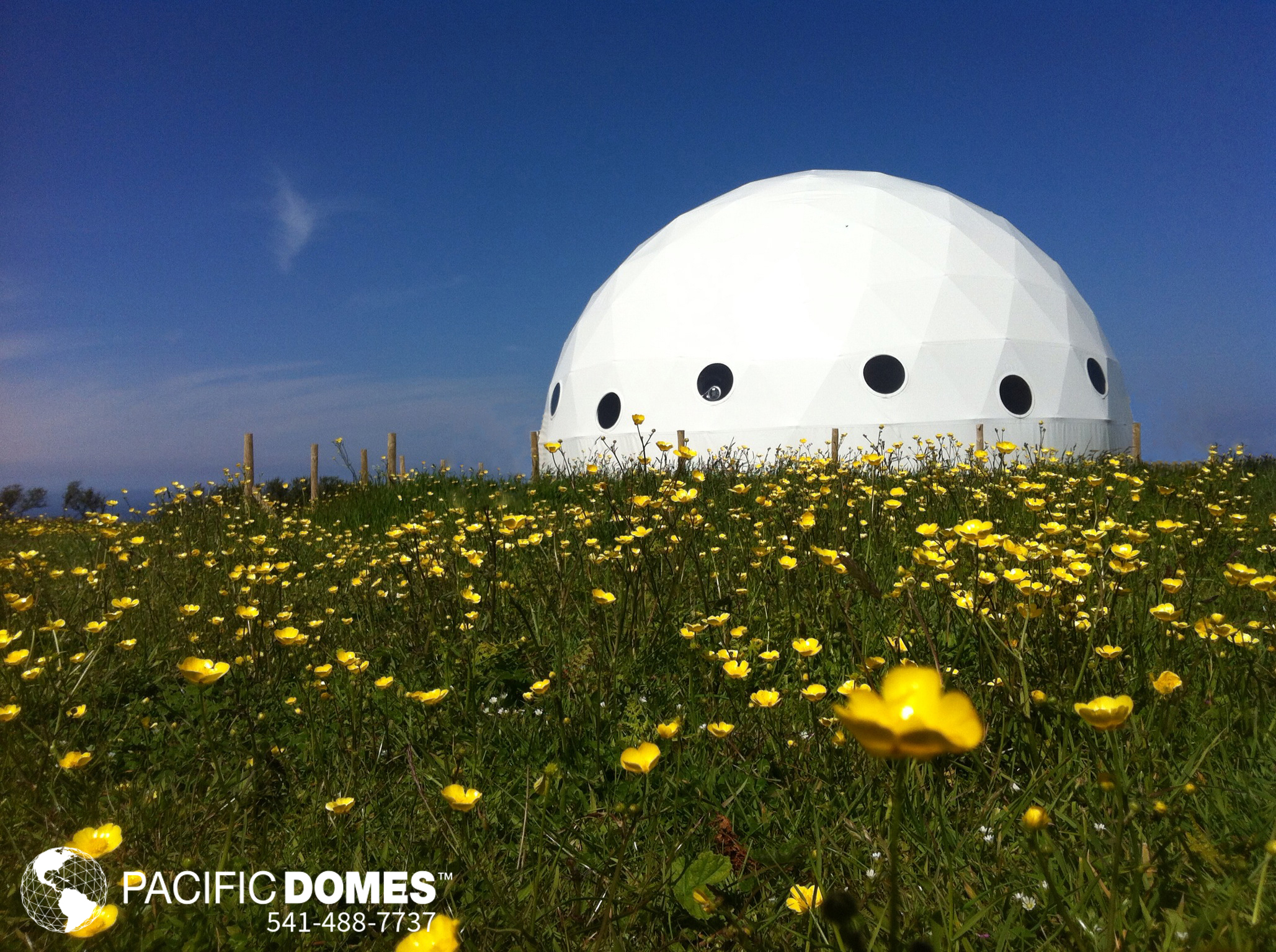 36' Escape Podz Dome UK