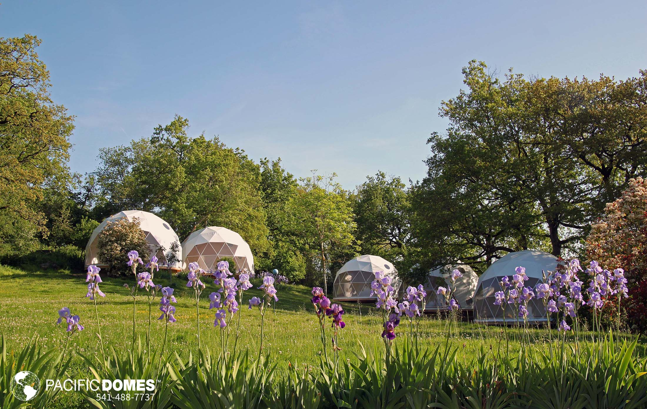 Eco Resort Pacific Domes France