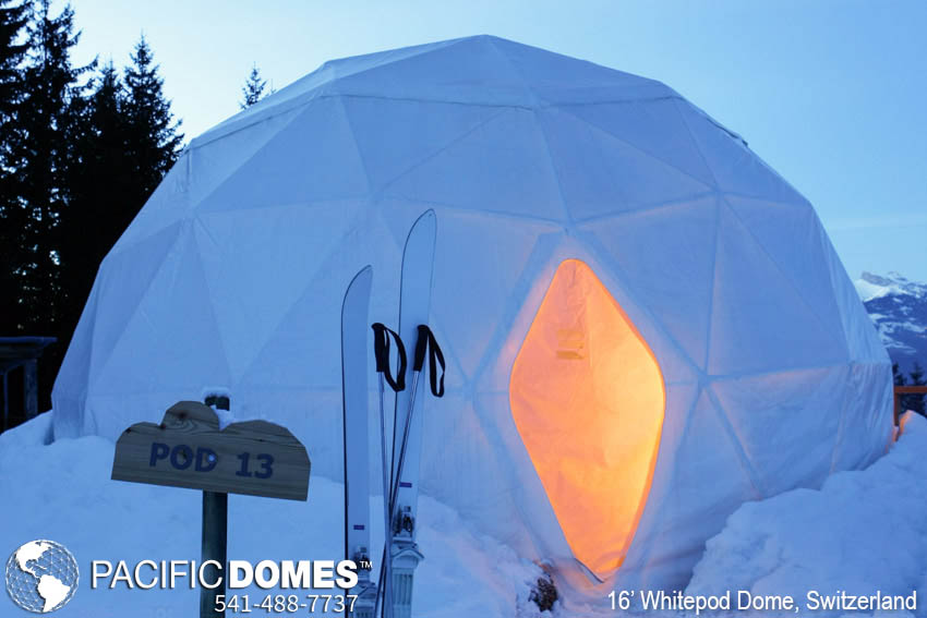 Whitepod Eco Resort Switzerland