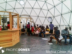 Medical Center-Pacific Domes