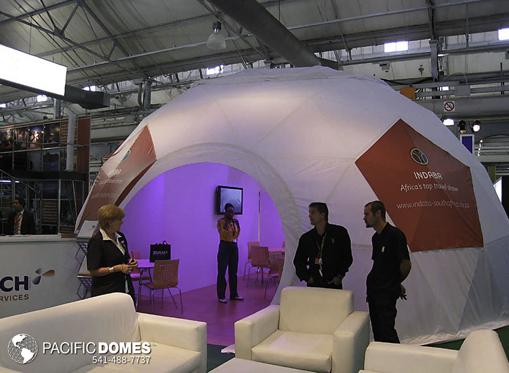 30' Thiela Indaba South Africa Dome