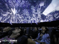 120' Coachella Projection Dome