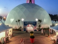90' Event Dome by Pacific Domes