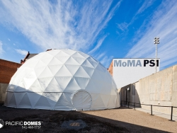 MoMA PS1 by Pacific Domes