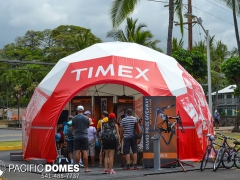 24' Timex Dome in Hawaii