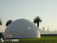44' Wedding Dome by Pacific Domes