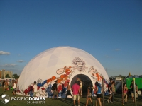 Pacific Domes at Vfest