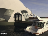 5x70' Floating Dome Complex 4