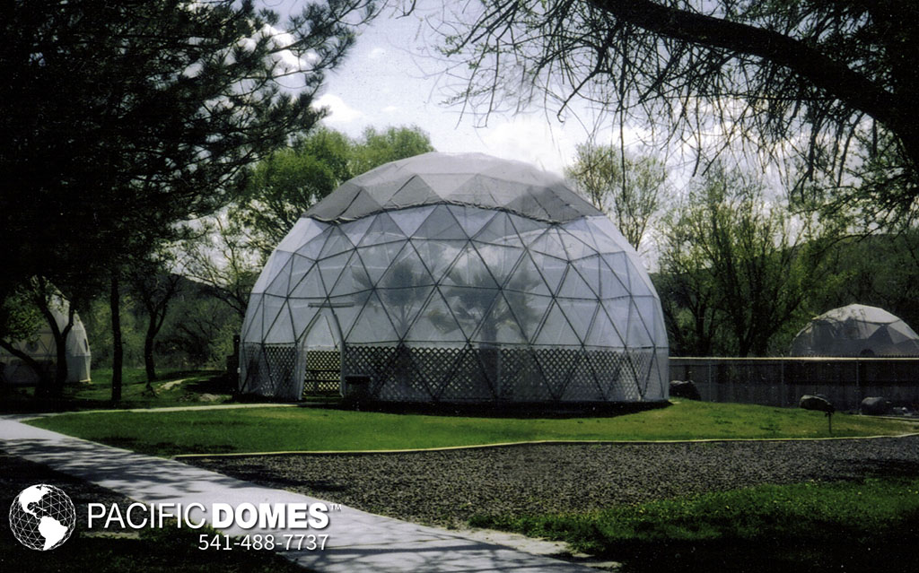 Greenhouse Dome-Pacific Dome