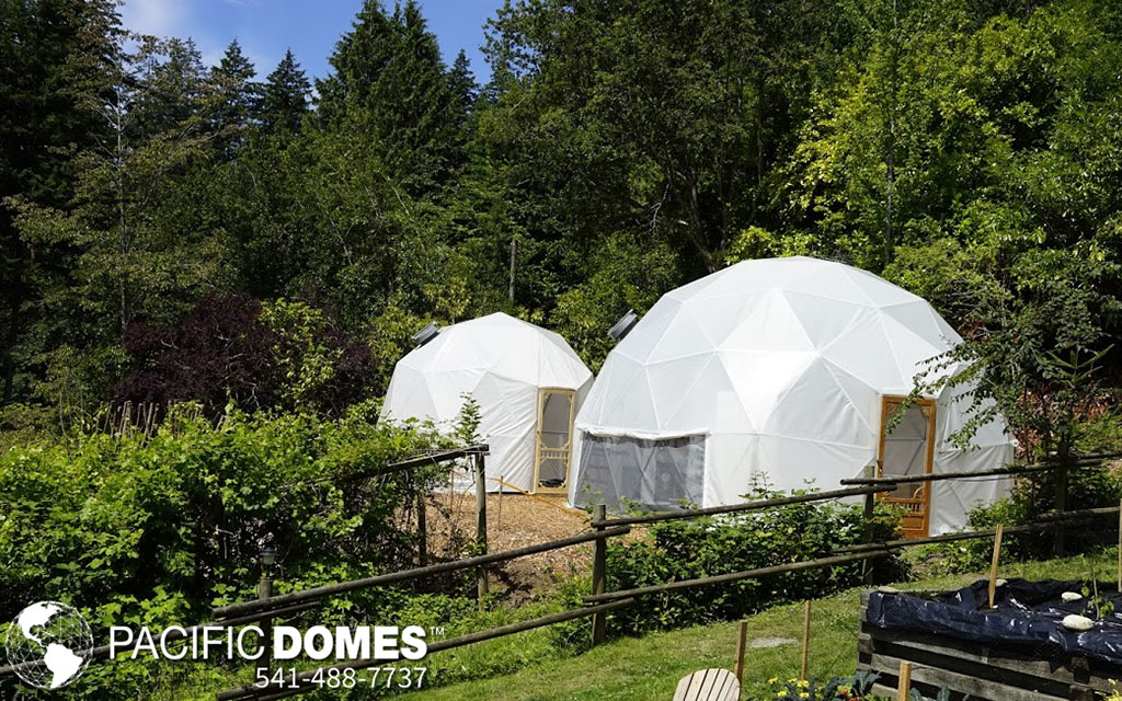 Greenhouse Dome-Pacific Domes