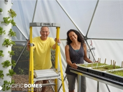 Greenhouse Dome-Pacific Dome3