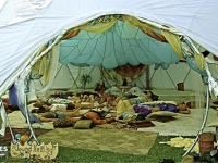 Sound Healing-Pacific Domes