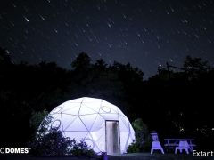 Extant-dome-night-sky