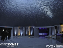 360 Projection Pacific Domes