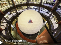 Projection Sphere-Pacific Domes 3