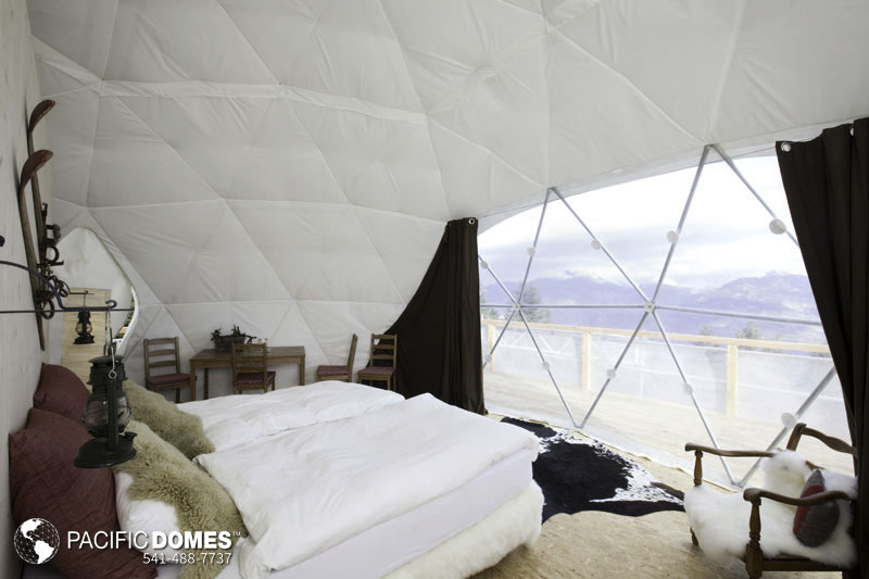 20' Shelter Dome by Pacific Domes