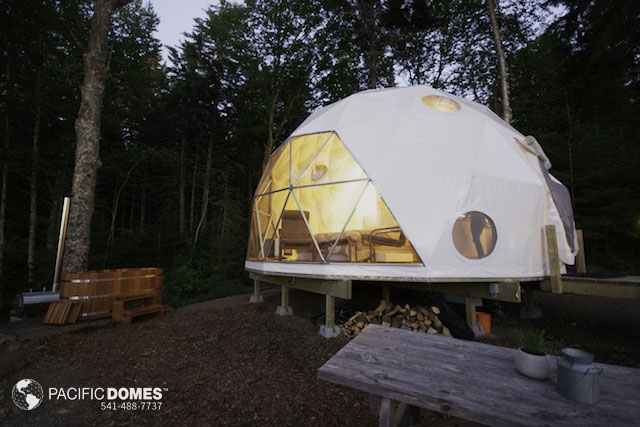 Dwell Dome by Pacific Domes
