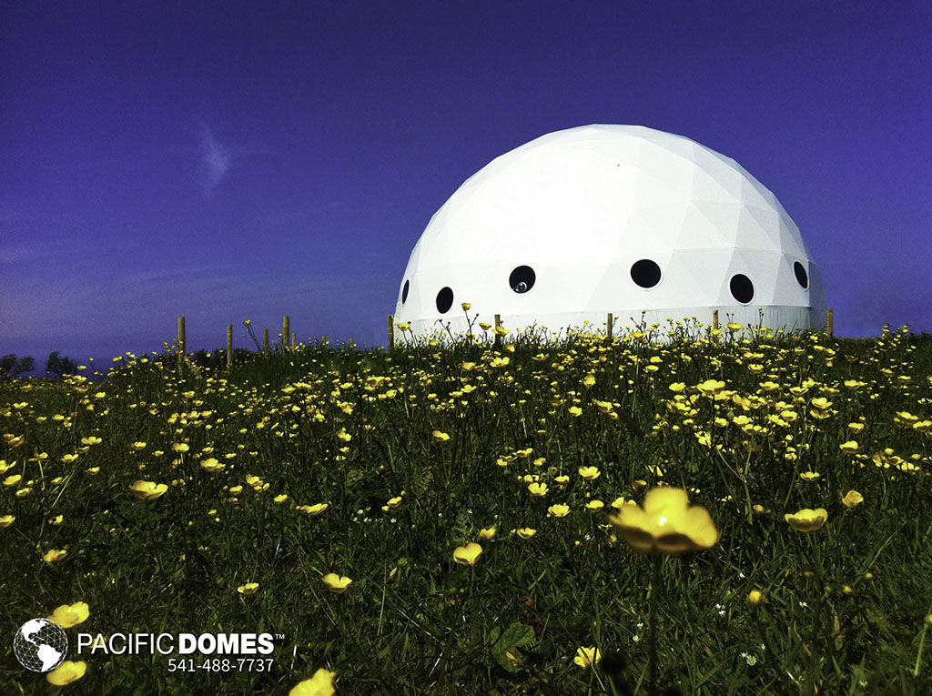 Escape Podz by Pacific Domes