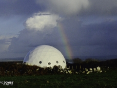 Dwelling Dome by Pacific Domes