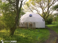 Fforest Domes