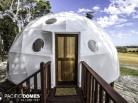 mile end glamping-pacific domes