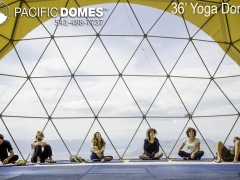 36' Yoga Dome-Pacific Domes