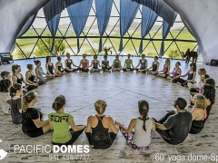 Meditation Dome-Pacific Domes