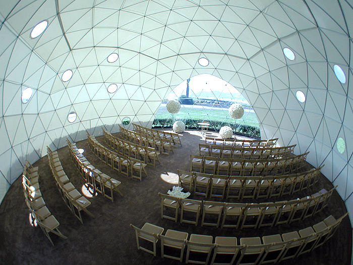 Wedding Dome Tents for Rent