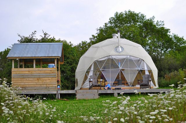 Lodging Domes For Eco Retreats Amp Eco Resort Glamping Sites