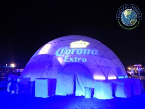 44ft dome live nation corona 31
