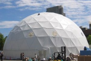 Pacific Domes - 100ft Event Dome