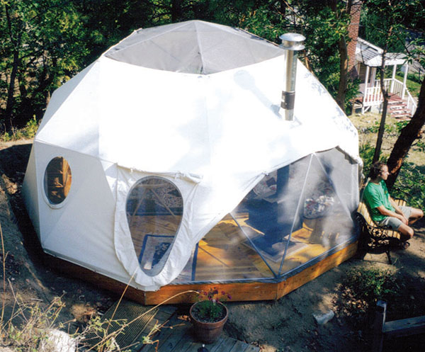 Pacific Domes - 16ft Greenhouse Dome