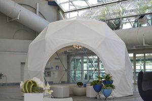 Pacific Domes - 16ft Tall Event Dome