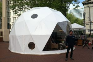 Pacific Domes - 20ft Event Dome