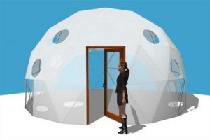 Pacific Domes -20ft Shelter Dome