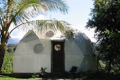 Pacific Domes - 24ft Greenhouse Dome