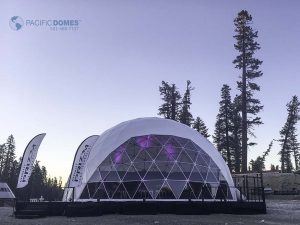 Pacific Domes - 44ft Event Dome