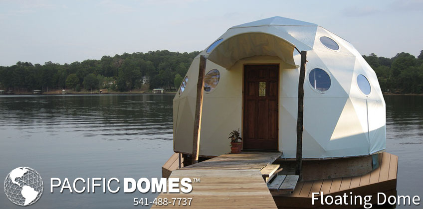 Pacific Domes - Floating Geodesic Domes