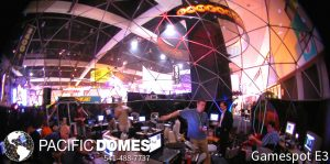 Gamespot - Gaming Event Dome