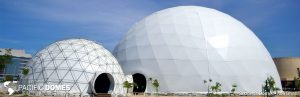 geodesic-event-domes