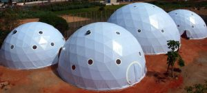 Greenhouse Domes by Pacific Domes