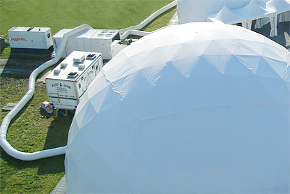 options-event-domes-heating-cooling-hvac
