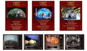 Pacific Domes - Awards