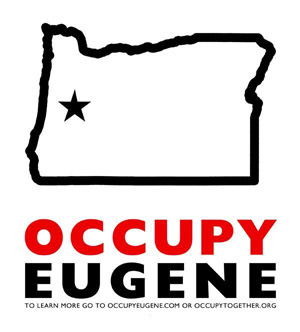 pacific domes - Occupy Eugene solidarity