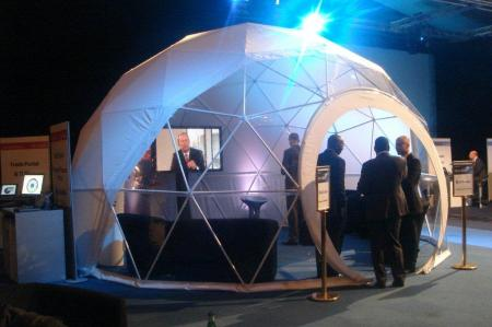 trade show marketing booths